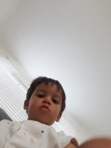 Rafa selfie