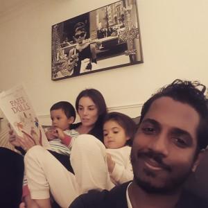 Roye Family Oct 2018